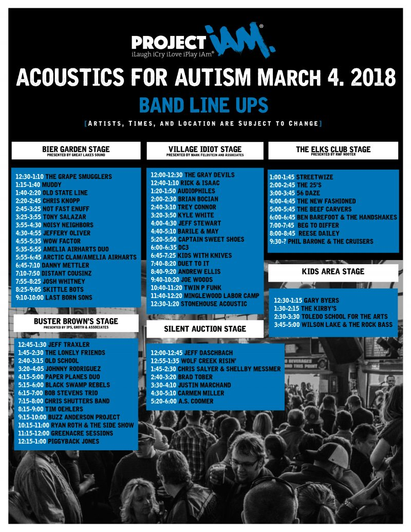 11th Annual Acoustics for Autism
